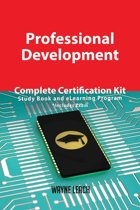 Professional Development Complete Certification Kit - Study Book and eLearning Program