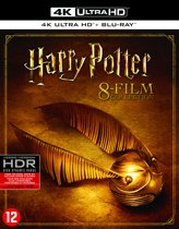 Harry Potter - Complete 8-Film Collection (4K Ultr