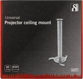 DELTACO ARM-405L Universele Projector Plafondbeugel, Geschikt voor Projectoren, 5 Jaar Garantie
