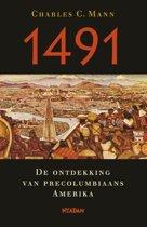 Boek cover 1491 van charles c. mann