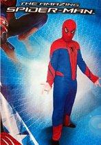 Spiderman kostuum volwassenen 46/48 (s/m)