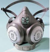 Moldex halfgelaat stofmasker 4004  M/L
