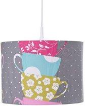 Bink Bedding Tea Cup - Hanglamp - Grijs