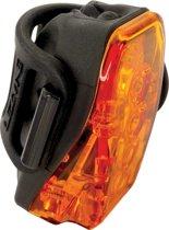 Lezyne Laser Drive Led Fiets Achterlicht - Zwart