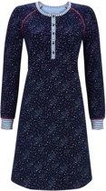 Donker blauw Ringella nachthemd sterren
