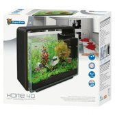 SuperFish Home Aquarium - 47x25x42.5 cm - 40L - Zwart
