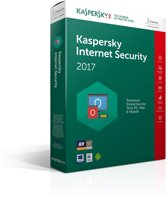 Kaspersky Internet Security 2017 - Multi Device - 1 Apparaat - Nederlands / Frans - Windows / Mac / Android / iOS