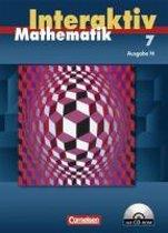 Mathematik interaktiv 7. Schuljahr. Schülerbuch mit CD-ROM. Ausgabe N
