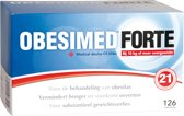 Obesimed Forte - 126 capsules - Voedingssupplement