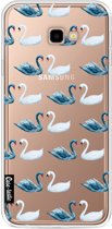 Casetastic Softcover Samsung Galaxy J4 Plus (2018) - Swan Party