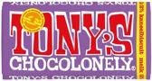 Tony's Chocolonely reep Melk Kaneelbiscuit - 15 x 180 gram