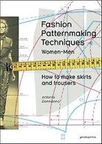Fashion Patternmaking Techniques Vol.1