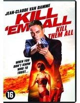 Kill'em All (dvd)