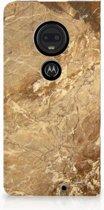 Motorola Moto G7 | G7 Plus Standcase Hoesje Design Marmer