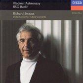 Richard Strauss: Violin Concerto; Oboe Concerto