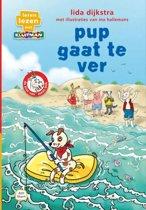 Leren lezen met Kluitman - De klas van mees bok 3: Pup gaat te ver
