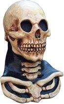 Skeletmasker voor volwassenen Halloween - Verkleedmasker - One size