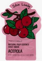 TonyMoly Natural Pulp Essence Sheet Mask Acerola