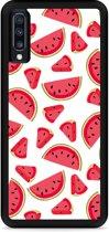Galaxy A70 Hardcase hoesje Watermeloen