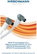 Hirschmann Fekab 759/500 Antennekabel 5meter Kabel