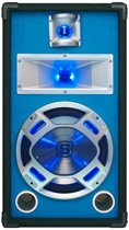 "Skytec Disco Pa Speaker 10"" 400w Led"