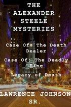 Alexander Steele Murder Mystery Trilogy