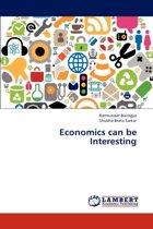Economics Can Be Interesting