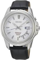 Seiko SNQ135P1 - Horloge - 40 mm - Zwart