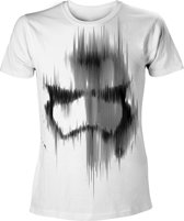 Star Wars faded Stromtrooper Shirt 2XL