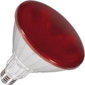 Segula spotlamp PAR38 LED rood 18W (vervangt 150W) grote fitting E27
