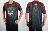Bones Sportswear Heren T-shirt Evil maat M