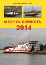 Sleep en duwboten 2014