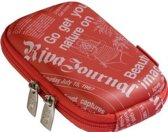 Rivacase 7103 (PU) Digital Case red (newspaper)