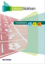 Rekenblokken 3 1F,2F, 3F Theorieboek