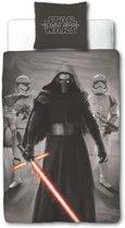 Star-Wars-The-Clone-Wars-Dekbedovertrek-grijs