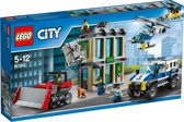 LEGO City Bulldozer Inbraak - 60140