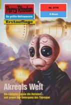 Perry Rhodan 2179: Akreols Welt (Heftroman)