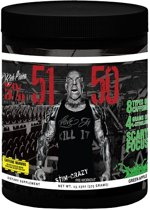 5% Nutrition Rich Piana 5150 Pre-Workout - 375 gram - Wild Berry