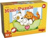 Haba - Minipuzzel - Huisdieren