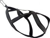 Hurtta tuig voor hond x-sport zwart 80 cm