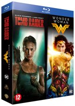 Tomb Raider & Wonder Woman (Blu-ray)