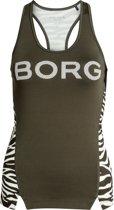 Bjorn Borg Coco Dames Top - 1P - Groen - Maat 34