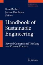 Handbook of Sustainable Engineering