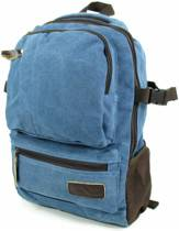 Adventure Bags Rugtas - Canvas - Blauw