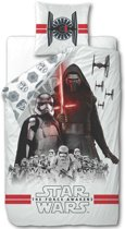 Star Wars EPVII Attack - Dekbedovertrek - Eenpersoons - 140 x 200 cm - Multi