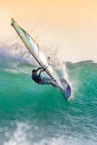 Windsurfing Illustration Sports and Recreation Journal