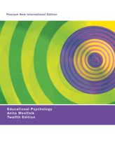 Educational Psychology: Pearson  International Edition
