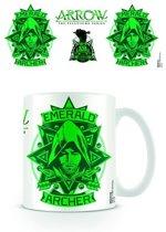 Arrow Emerald Archer - Mok