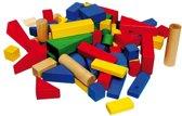 Base Toys Houten Blokken Bright