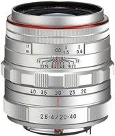 Pentax HD DA 20-40mm F/2.8-4.0 ED DC WR zilver